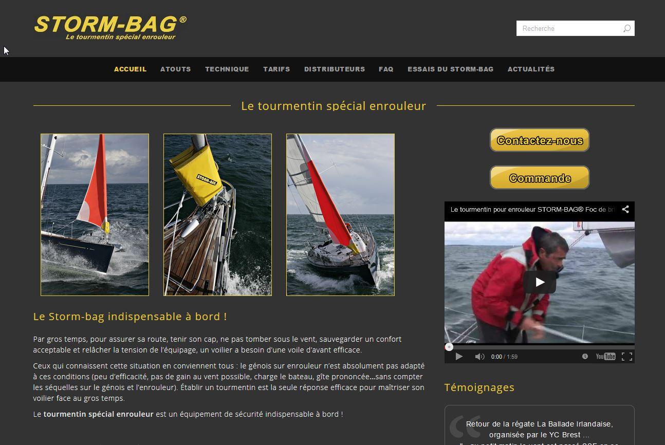 Site Storm-bag.com